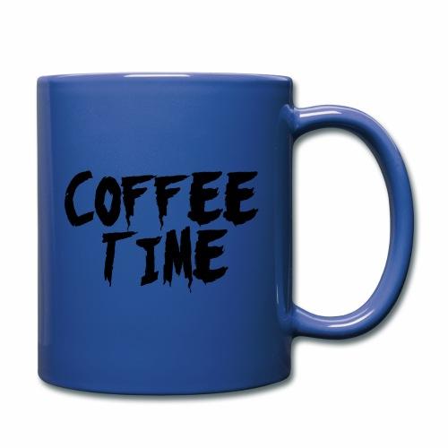 Coffee Time - Yksivärinen muki