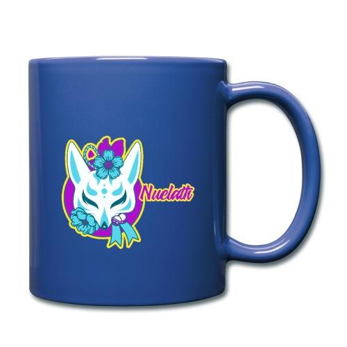 Nuelath fox Logo - Full Colour Mug
