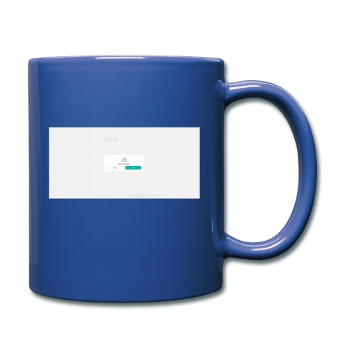dialog - Full Colour Mug