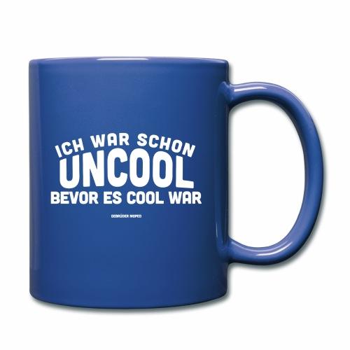 Uncool - Tasse einfarbig