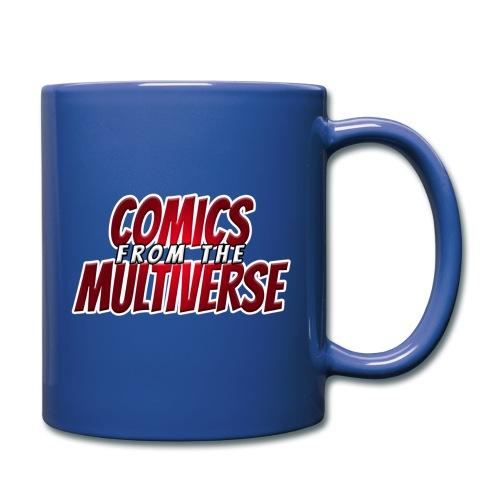 Comics From The Multiverse Logo Cap - Full Colour Mug