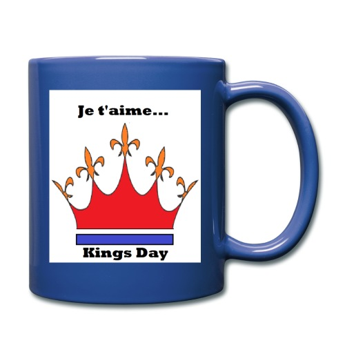 Je taime Kings Day (Je suis...) - Mok uni