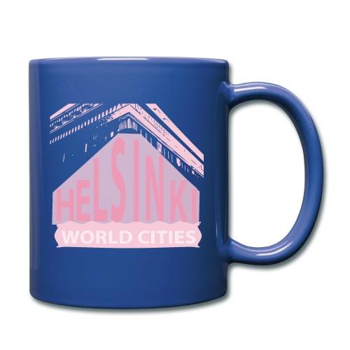 Helsinki light pink - Full Colour Mug