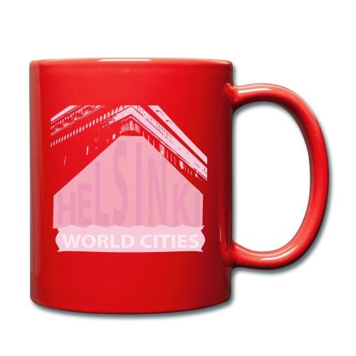 Helsinki light pink - Full Colour Mug