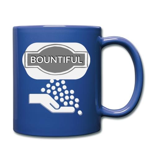 Bontiul gray white - Full Colour Mug