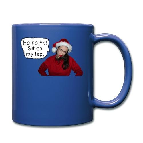 sitonmylap02 - Full Colour Mug