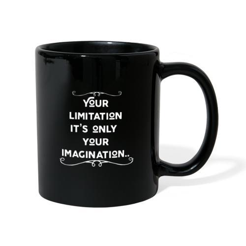 Motivation - Tasse einfarbig