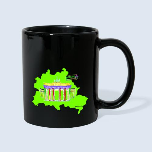"Berliner Original ""Berlin LightShow"" Collection - Tasse einfarbig"