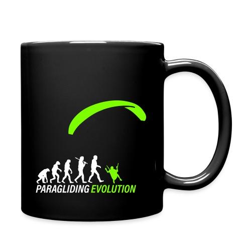 Paragliding Evolution - Tasse einfarbig
