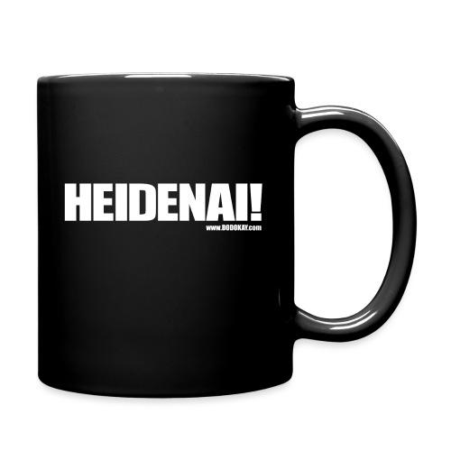 Tour_Heidenai WHT-Pic - Tasse einfarbig