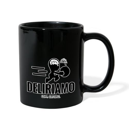 DELIRIAMO CLOTHING BRAINBOMB - Tazza monocolore