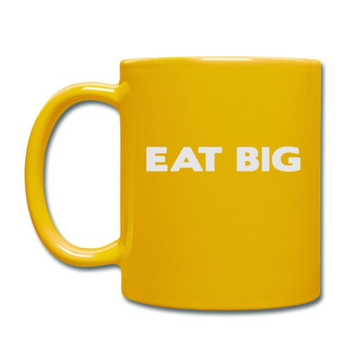 eatbig - Full Colour Mug