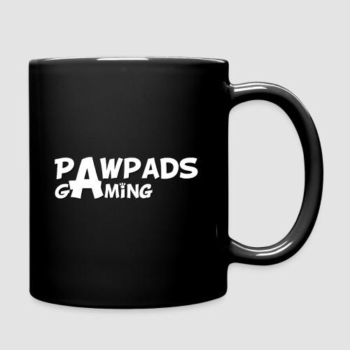 PawPads Gaming TEXT logo - Full Colour Mug