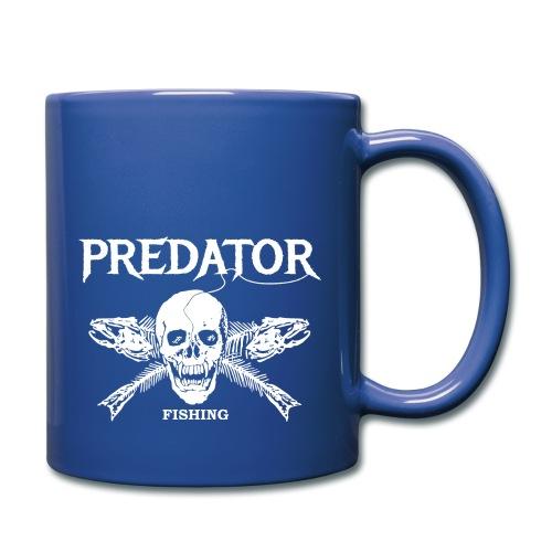 Predator Fishing T-Shirt - Tasse einfarbig
