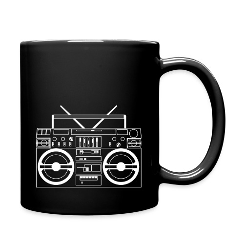 Boombox - WA - Full Colour Mug