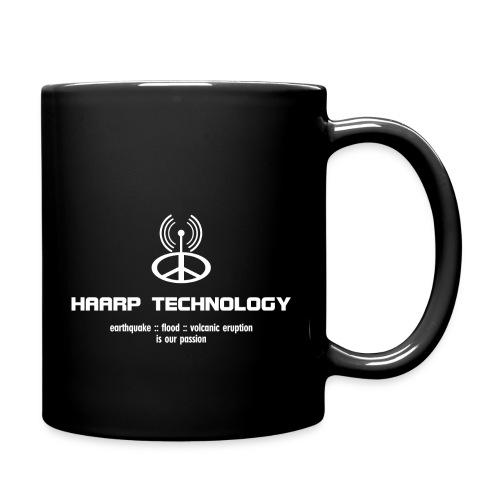 HAARP TECHNOLOGY - Tasse einfarbig