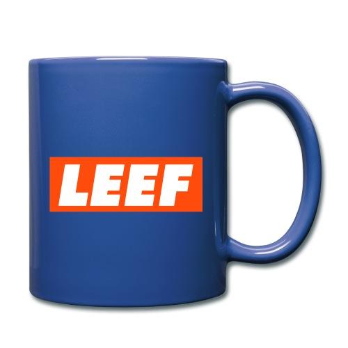 LEEF - Mug uni