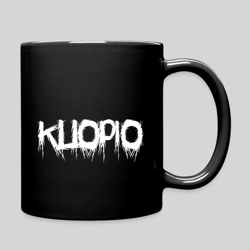 Kuopio - Yksivärinen muki