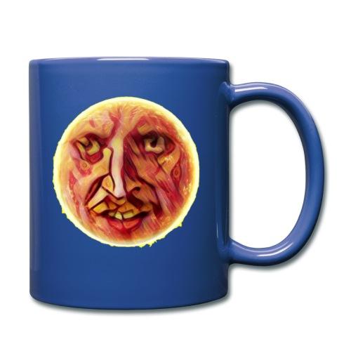 Ginger Sun - Full Colour Mug