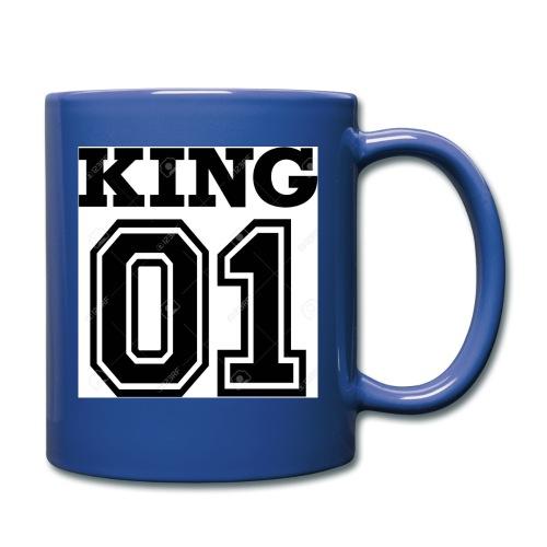 King 01 - Mug uni