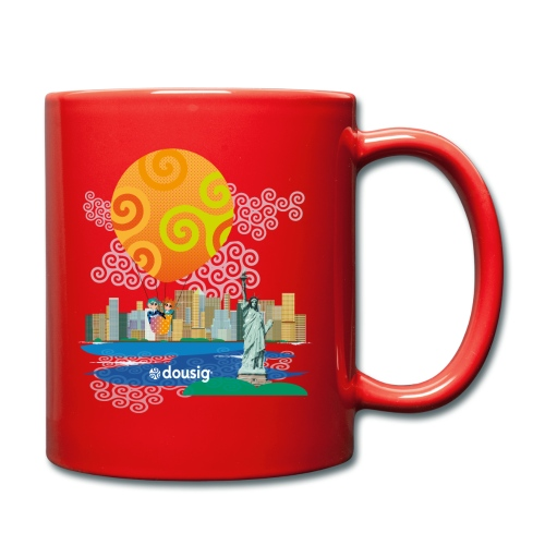 Dousig New York - Mug uni