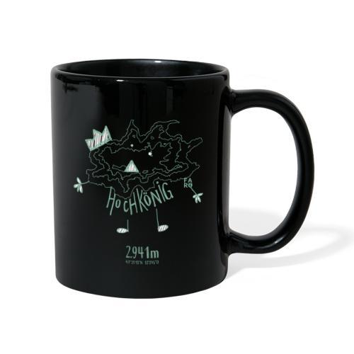 The Hochkoenig Monster - Full Colour Mug