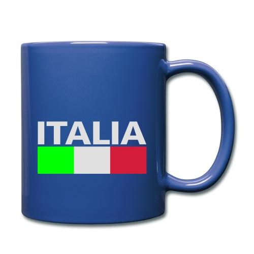 Italia Italy flag - Full Colour Mug