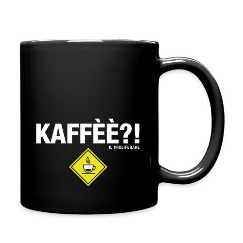 KAFFÈÈ?! - Maglietta da donna by IL PROLIFERARE - Tazza monocolore