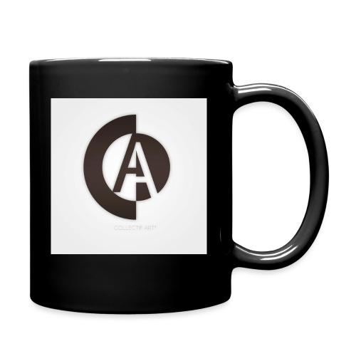 logo_collectif_art - Mug uni