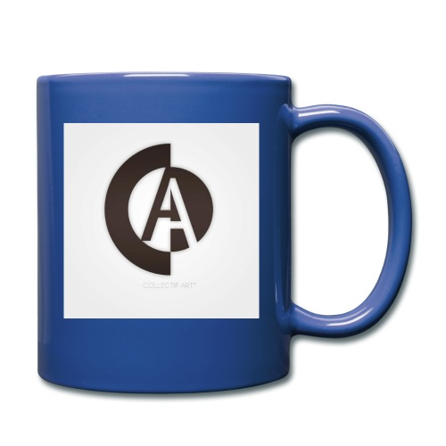 logo_collectif_art - Mug uni