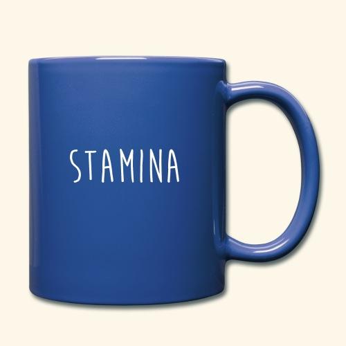 STAMINA - Mug uni