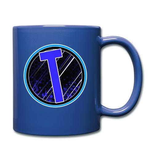Truxer Old Logo Transparent - Full Colour Mug