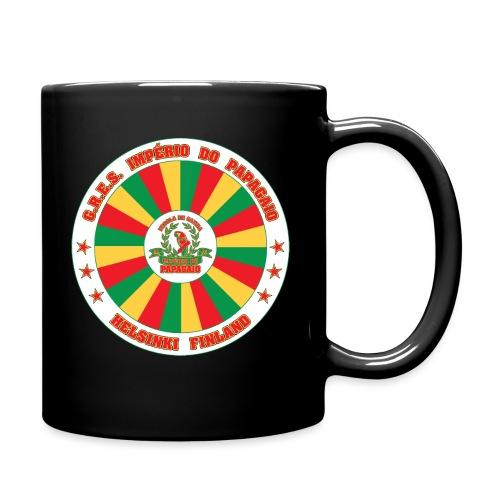 Papagaio drum logo - Yksivärinen muki