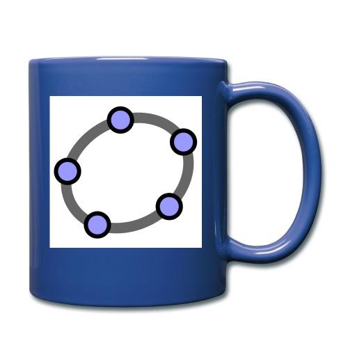 GeoGebra Ellipse - Full Colour Mug