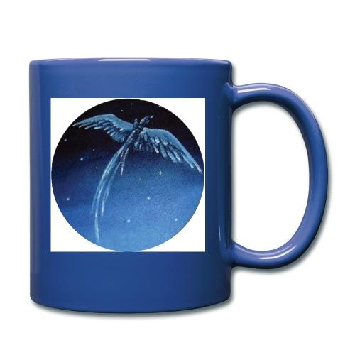 Oiseau Bleu 1 - Mug uni
