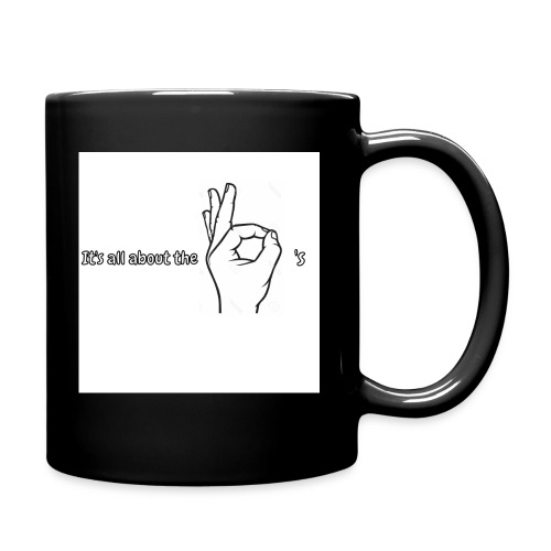 All about the - Full Colour Mug