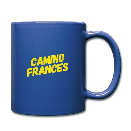 Camino Frances - Tasse einfarbig
