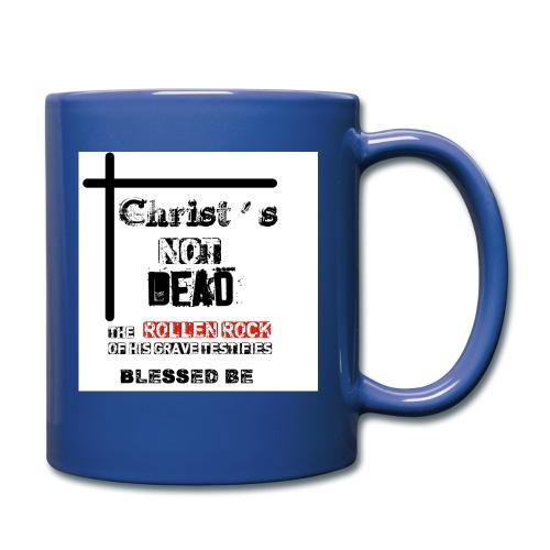 Christ's Not Dead - Mug uni