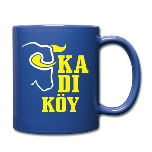 Kadikoey - Tasse einfarbig