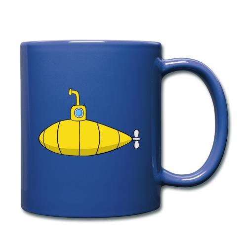 Submarine - Taza de un color