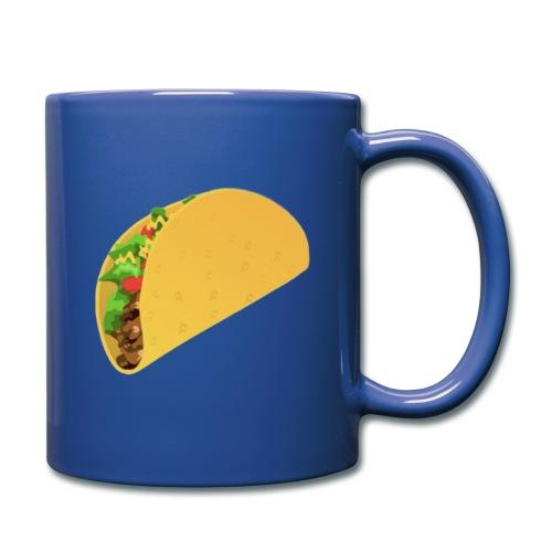 taco - Enfärgad mugg