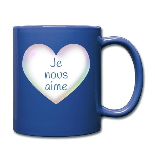 Je nous aime - Mug uni