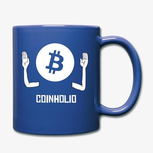 HODL coin holio-w - Full Colour Mug