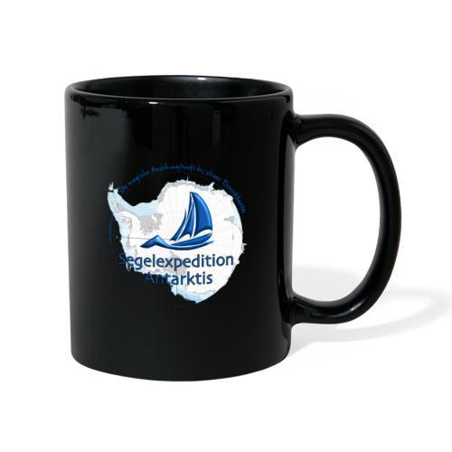 segelexpedition antarktis3 - Tasse einfarbig