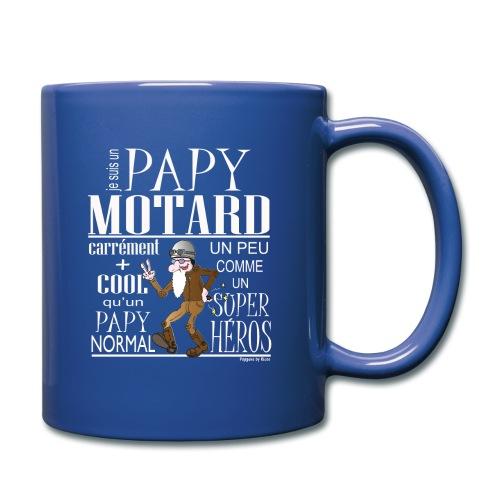 N 182 PAPY MOTARD 2020 - Mug uni