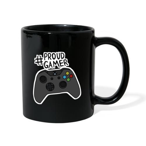 #proudxboxgamer - Yksivärinen muki