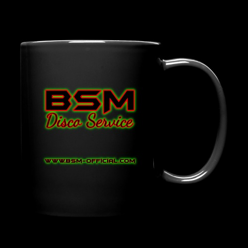BSM Disco Service Logo - Full Colour Mug