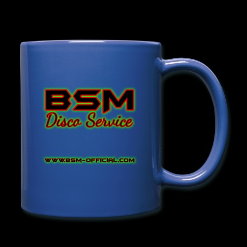 BSM Disco Service Logo - Full Colour Mug