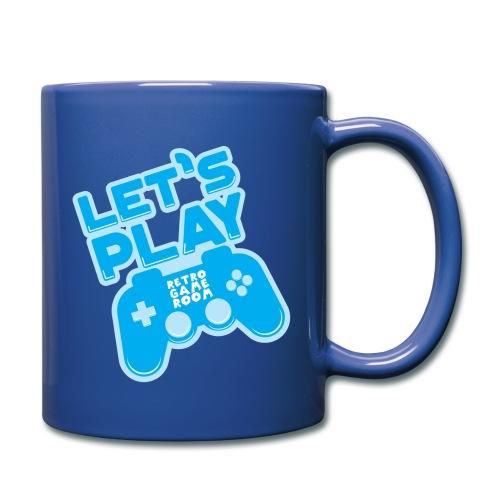 Lets Play logo png - Full Colour Mug