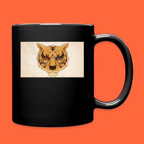 Fuzzy Tigers - Ensfarget kopp